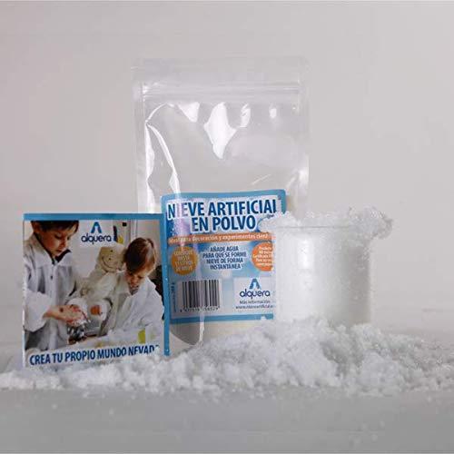 Nieve Artificial instantánea (Nieve Mágica) 100 Gramos
