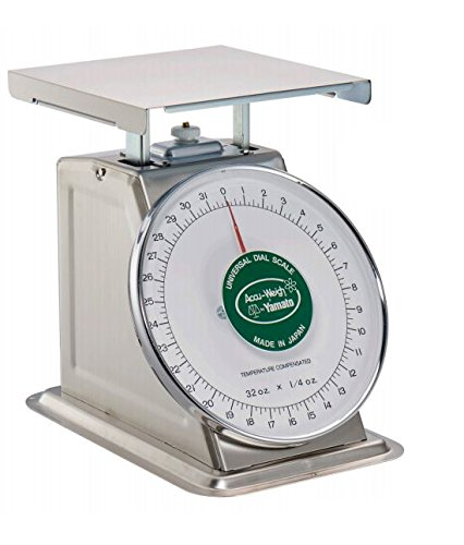 Yamato, SM(N)-24, Mechanical Portion Weighing Scale, 32oz x 1/4oz, NSF Certified (0.25 Ounce Mechanical Scale)