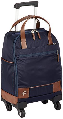 [プロテカ] スーツケース ソリエ3 カジュアルTR キャスターストッパー付 機内持ち込み可 18L 40 cm 2kg ネイビー