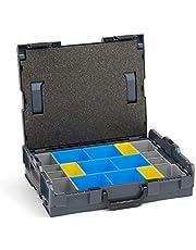 Bosch Sortimo Gereedschapskofferset • L-Boxx 102 antraciet • uitgerust met opbergsysteem insetboxenset BC3