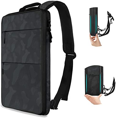 Slim Expandable Laptop Backpack 15 15 6 16 Inch Sleeve with USB Port Spill Resistant Notebooks product image