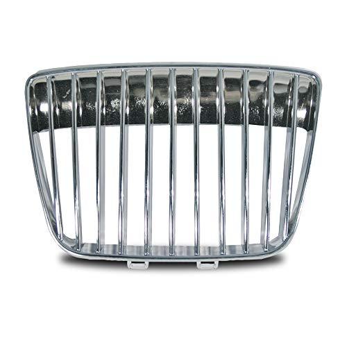 JOM Car Parts & Car Hifi GmbH 6K1853653KOE Calandre, JOM, Seat Ibiza/Cordoba 99-02, sans Sigle, Chrome