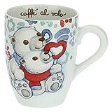 THUN ® - Mug con orsi polari Un Pensiero Felice