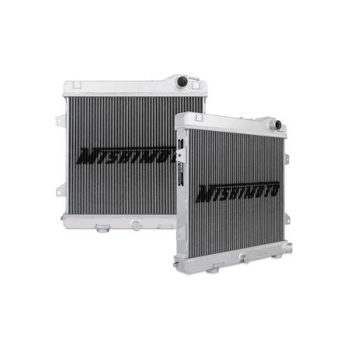 Mishimoto mMRAD-e 30–82 haute performance aluminium-radiateur