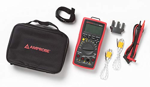 Amprobe AM-570 Industrial Digital Multimeter with True-RMS