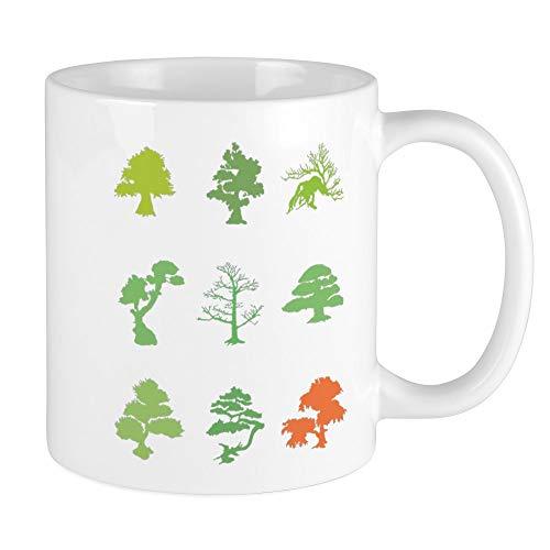 CafePress Bonsai Trees Mug Unique Coffee Mug, Coffee Cup