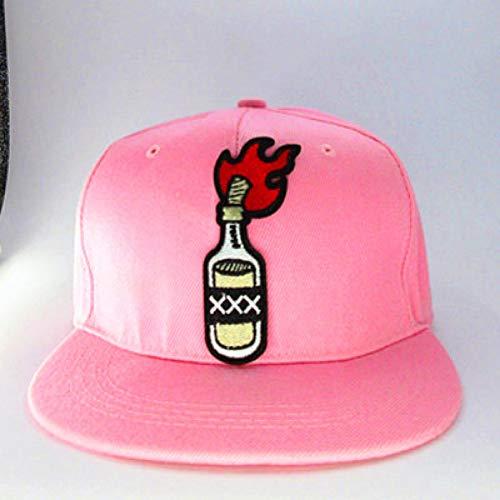 Gorra de Beisbol Cap Botella De Cerveza Bordado Algodón Casquette Gorra De Béisbol Gorra De Hip-Hop Sombreros Ajustables Snapback para Niños Hombres Mujeres