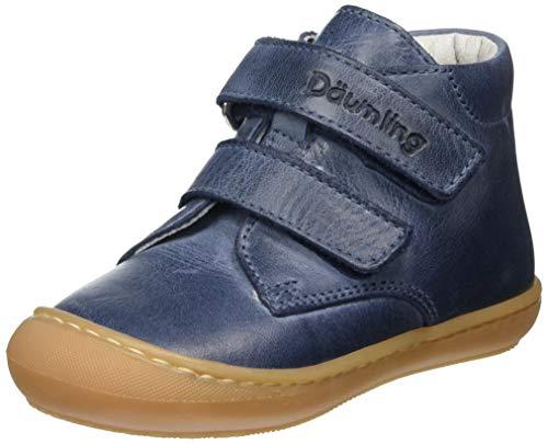 Däumling Unisex Baby Sören Sneaker, Blau (Chalk Jeans 36 36), 24 EU