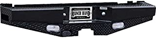 Ranch Hand SBD09HBLSL Sport Series Rear Bumper with Sensors for Dodge RAM