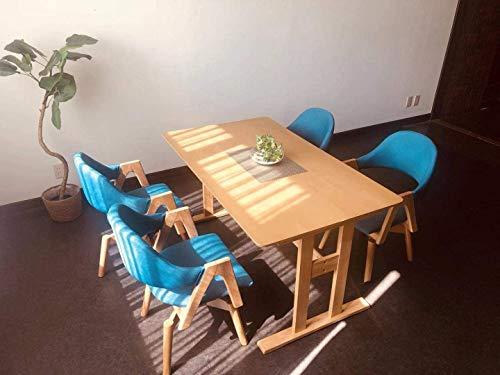 TorchJPA Es Schüttelt Die Tabelle, Die Einen Satz Von 5 Punkten Nordic Drehstuhl Bandspeicher Holztisch 5-teilig (Color : 2)