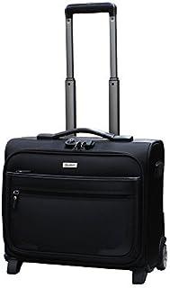 (ビータス)Beatas TSAロックソフトキャリーケース 横型 2輪 機内持ち込みキャリーバッグSUITCASE