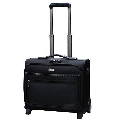 [ビータス] スーツケース ソフト 機内持ち込み可 BSC-20 保証付 25L 40 cm 3.15kg ブラック