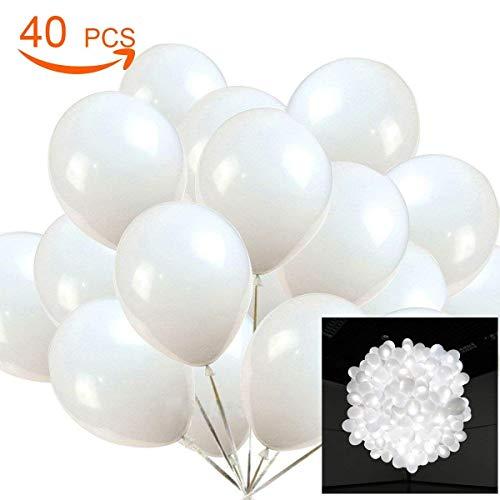 beleuchtete ballons