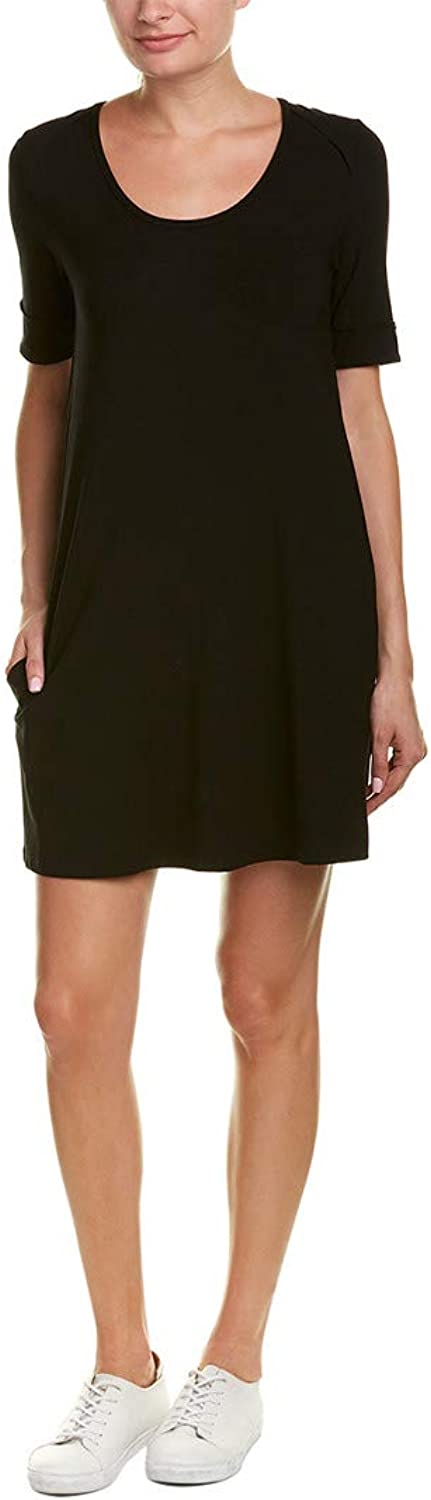 Lilla P Womens Short Sleeve Dress