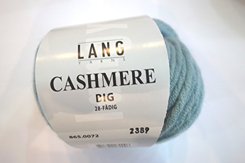 Lang Yarns Cashmere Big 0072 mint