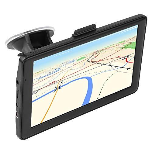 Keenso - Navegación GPS para coche, con pantalla táctil portátil universal HD de 7 pulgadas para camión de coche
