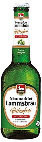 Neumarkter Lammsbräu Bio Lammsbräu Glutenfrei Alkoholfrei Bio (20 x 330 ml)