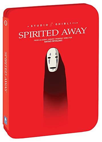 Spirited Away - Limited Edition Steelbook [Blu-ray + DVD]