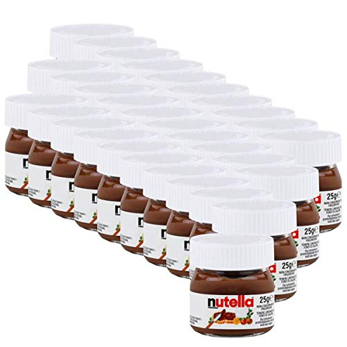 Nutella - Mini Monats-Vorrat Daily -32x25g