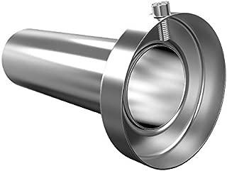 Spec-D Tuning MF-SR78135 Spec-D 3.5 Inch Tip Silencer For N1 Muffler