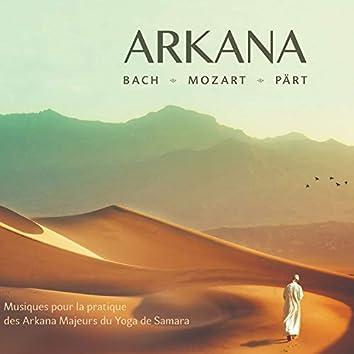 Arkana (Bach - Mozart - Pärt)