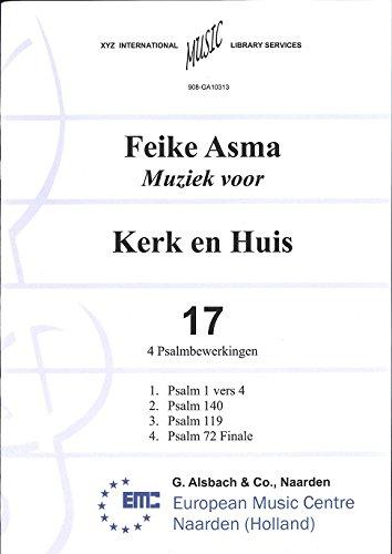 Kerk & Huis 17 4 Psalmbewerkingen