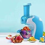 ZJZ Máquina automática para Hacer Helados, máquina para Hacer postres congelados, Sorbete Servir, Apto para niños