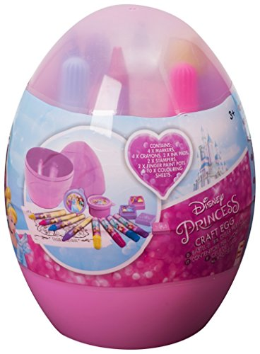 Disney Princess dsp8–4360 Princesse Craft EI, Multicolore