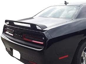 Accent Spoilers - Spoiler for a Dodge Challenger Factory Style 2-Post Spoiler-Hemi Orange Paint Code: PLC