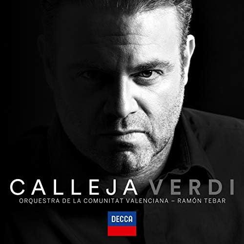 Joseph Calleja, Orquestra de la Comunitat Valenciana & Ramón Tebar