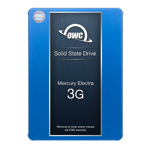 OWC 250GB Mercury Electra 3G SSD, 2.5' Serial-ATA 7mm Solid State Drive