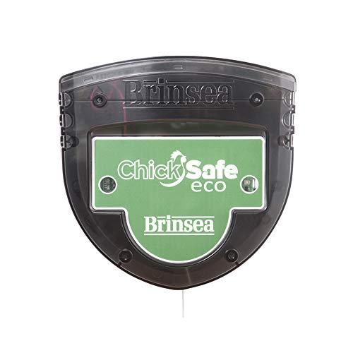 FINCA CASAREJO Puerta gallinero BRINSEA Chicksafe Eco - Apertura y Cierre automático del gallinero por célula fotoeléctrica