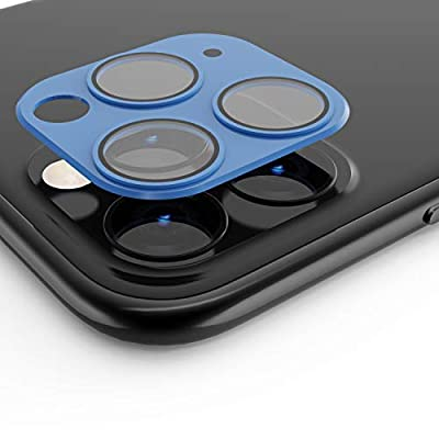 Camera Lens Protector for iPhone 11 Pro/Pro Max,Tempered Glass HD Camera Lens Screen Cover Case for iPhone 11 Pro/Pro Max,9H Hardness Anti-Scratch Camera Screen Protective Lens Film