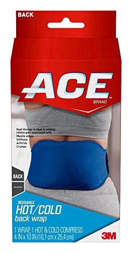 ACE Compress Back Wrap, cold/hot