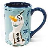 Taza de desayuno 3D Olaf, Frozen 2 (cerámica)