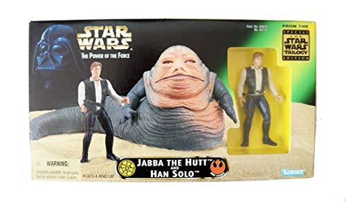 Desconocido Jabba el Hutt con Han [Importado de Alemania]
