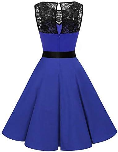 Royal blue and black prom dresses _image0