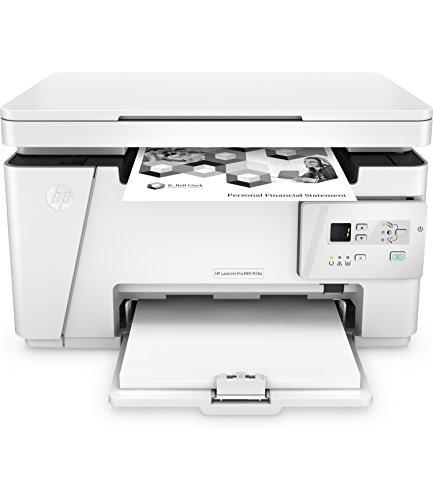 HP LaserJet Pro MFP M26a Laser A4 - Impresora multifunción (Laser, Copiar, Escanear, Imprimir, Negro y Blanco) - Blanco