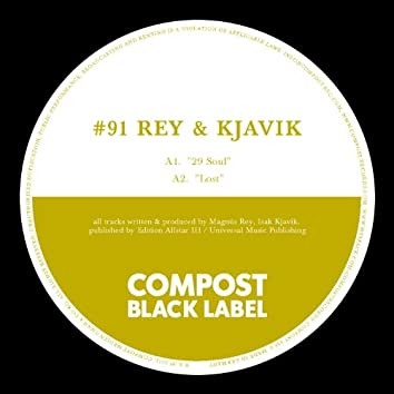 Compost Black Label #91