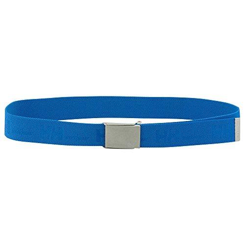 Helly Hansen Workwear Gürtel aus Baumwolle HH Logo Webbing Belt, justierbarer Webgürtel mit Schnalle, blau, 79528