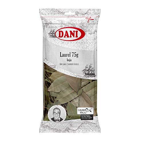 Dani - Laurel hoja - Pack 5 x 75 gr.