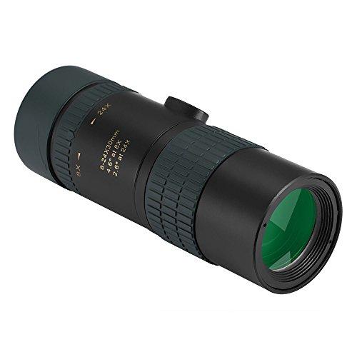 Mmsdt 8-24x30 Zoom Monocular Telescopio De Bolsillo A Prueba De Agua Enfoque Dual con BAK4 Prisma Lente Recubierta De Múltiples Adultos En Forma De Niños