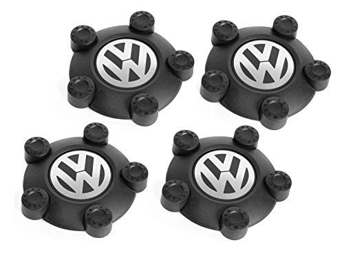 Volkswagen 5N0071456XRW Radzierkappe für Stahlfelgen 16