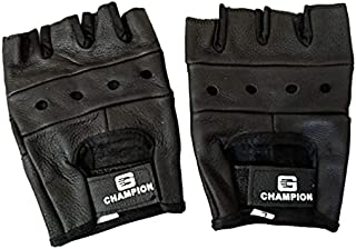 Half fingers gym and motorcycle sport gloves
