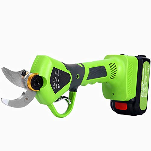 Best Review Of CKAN Electric Pruning Shears,Cordless Electric Pruner,Lithium Battery Rechargeable Wi...