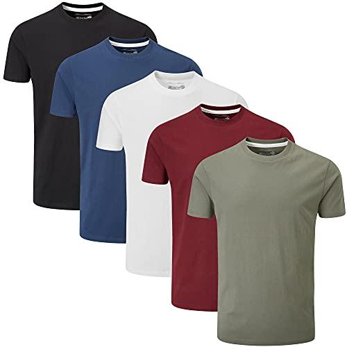 Las 10 mejores Camisetas Basicas Hombre   en 2021