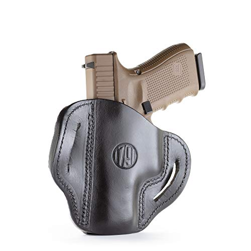 4. 1791 GUNLEATHER Glock 19 Holster - Right Hand OWB