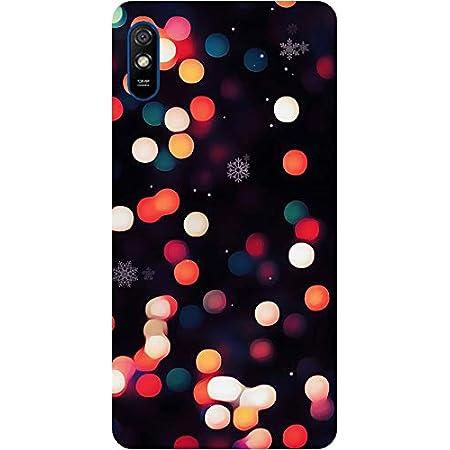 Amagav Printed Soft Silicone Designer Pouch Mobile Back Cover for Redmi 9A & Xiaomi Redmi 9i Case and Covers   for Boys & Girls - Design83