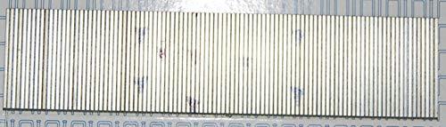2.000 Puntas sin cabeza de 1 x 1,25 mm de grosor Tipo Pin I = 1.000 de I - 25 mm + 1.000 de I - 30 mm