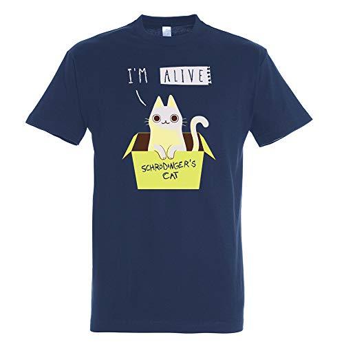 Pampling Camiseta Schrodinger